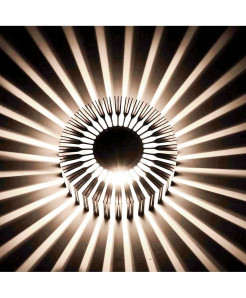 Sunflower Modern Led Lighting Wall Lamp