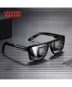 2020 Black Polarized Designer Sunglasses C1