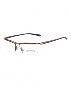 MERRY Brown Titanium TR90 Optical Frames