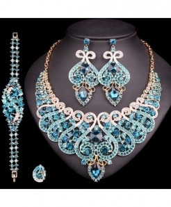 Chaoyite Luxury Jewelry Set For Women