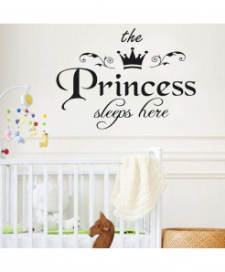 Baby Bedroom Stylish Wall Decal BNS-207
