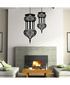 Islamic Art Wall Decal BNS-183