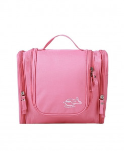 Kisstyle Pink Portable Makeup Bag