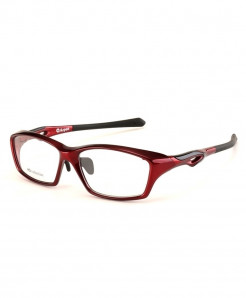 Toptical Red Basketball Eyeglasses Ultra-light