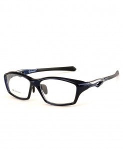 Toptical Dark Blue Basketball Eyeglasses Ultra-light