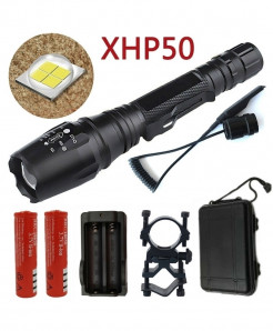 Z20 Litwod Hunting Tactical XHP50 Powerful Led Flashlight