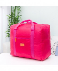 Pink IUX Travel Pouch Waterproof Travel Bag