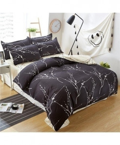 Simple Pattern  Classic Pastoral Stylish Bedsheet