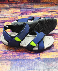 Blue Strap Stylish Design Casual Sandal LW-7191