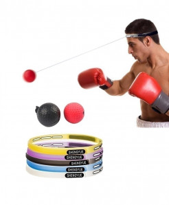 MUMIAN 2 Difficulty Level Boxing Ball with Headband