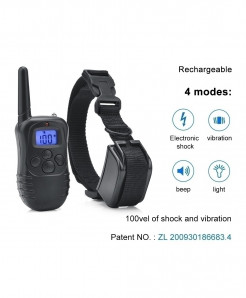 Petrainer 998DR-1 300M Remote Electric Shock Vibration