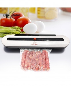 White Dolphin Household Food Vacuum Sealer Packaging Machine