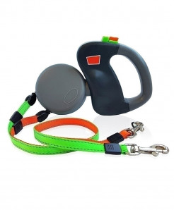 PETCIRCLE 3M Automatic Retractable Walking Leash