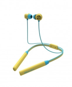 Bluedio Yellow TN2 Sports Bluetooth Earphone