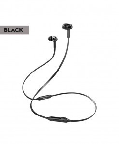 Baseus Black S06 Stereo Bluetooth Earphone