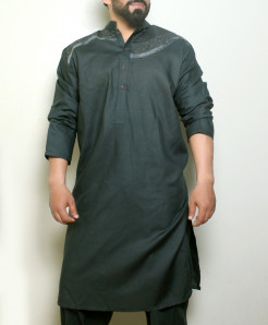 Embroidered  Stylish Design Kurta Shalwar ARK-1000