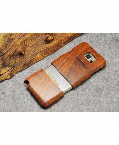 LYBALL Wood Bamboo Wooden Phone Case