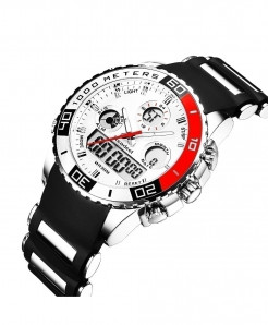 Readeel Black LED Digital Quartz Watch