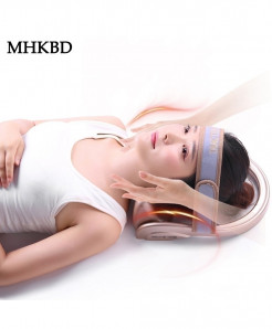 MHKBD Neck Traction Filled Air Cervical Neck Tractor