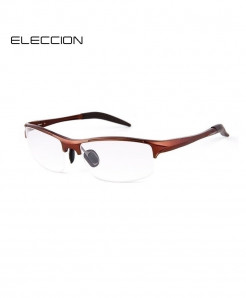 ELECCION Brown Aluminium Magnesium Alloy Frame