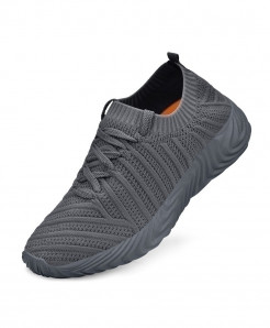 LEMAI Gray Breathable Lightweight Comfortable Shoes