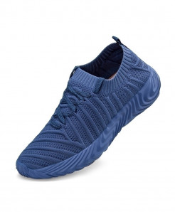 LEMAI Blue Breathable Lightweight Comfortable Shoes