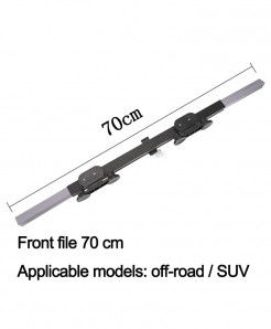 70 cm Car Window Sunshade Retractable Foldable Windshield