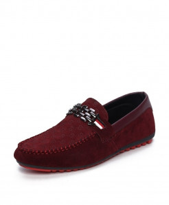 ZYYZYM Red Light Breathable Casual Loafers