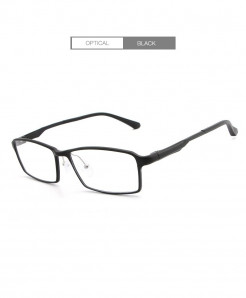 HDCRAFTER Black Lightweight Glasses