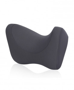 Leon Gray U shaped Protect Cervical Spine Car Seat Neck Pillow