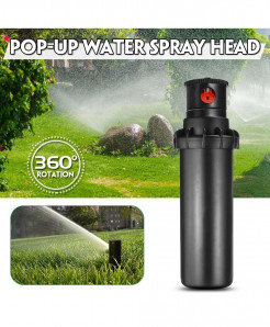 Grassland Integrated High pressure 360 Degrees Rotating Sprinkler