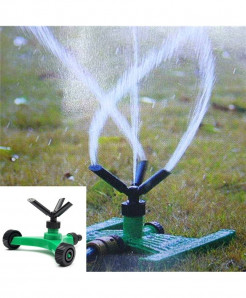 Head Garden Yard Irrigation Sprinkler System