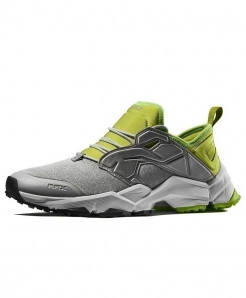 RAX Gray Vintage Anti-skid Breathable Sports Shoes