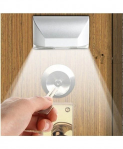 4 LED Door Lock Body Motion Sensor Led Night Light