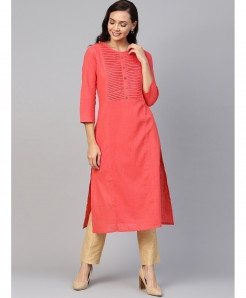 Rose Front Pleated Button Style 2Piece Suit ALK-229