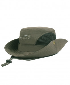 RoxCober Army Green Cotton Breathable Panama Sun Hat