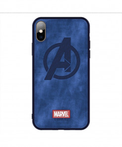 Avengers Back Cover Case