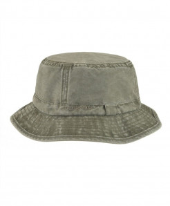 VOBOOM Green Cotton UV Protection Bucket Hat
