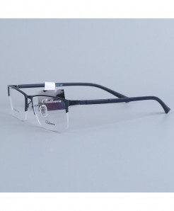 Bellcaca Blue Stainless Steel Spectacle Optical Frame