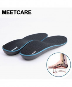 Flat Foot Correction Insole Arch Support Pads