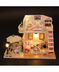 Universe Elephant Pink Furniture  Doll House