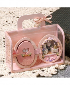 Universe Elephant Pink Doll House