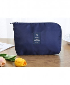 Ruputin Navy Wardrobe Data Storage Bag