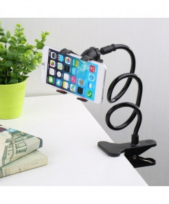 Mobile Phone Gooseneck Stand Holder