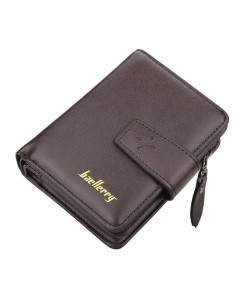 Baellerry Coffee Polyester Pu Wallet