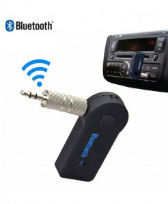 Centechia Black Transmitter Auto Music Receiver Bluetooth Adapter