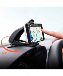 Olnylo Pack Of 3 Rotatable Car Phone Mobile Holder Dashboard