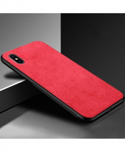 Iiozo Red Anti knock Silicone iPhone Case