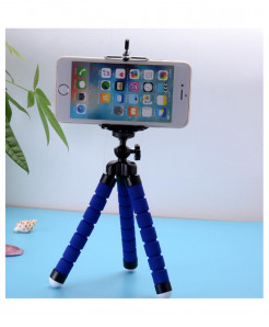 Olaf Blue Plastic Phone Selfie Expanding Stand