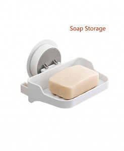 Soap Storage Pvc Holder